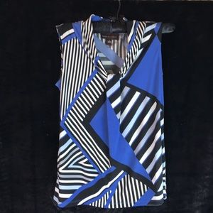 Be bold with the lively dress top